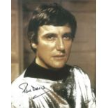 Paul Darrow signed Blakes Seven 10x8 colour photo. Good Condition. All autographs are genuine hand
