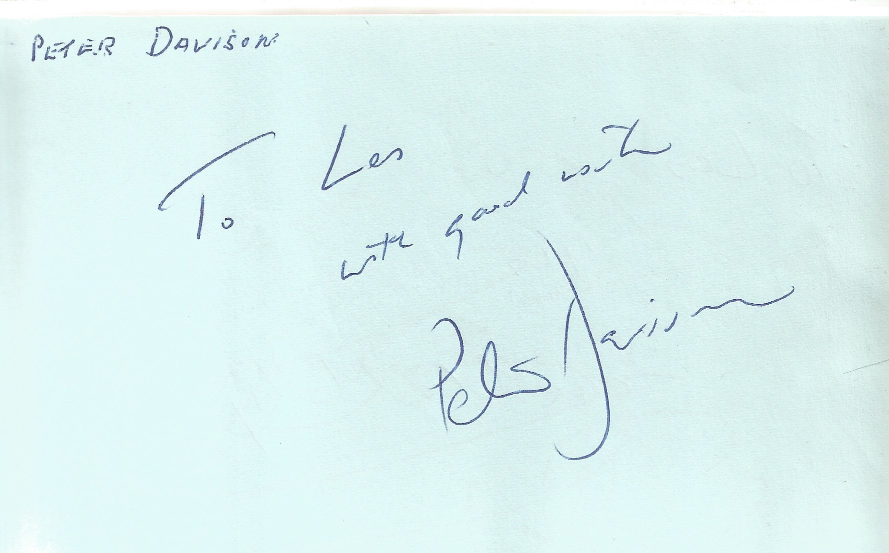 Red 6.5x4.5 Autograph book with 90 signatures including Tony Anholt, Peter Davison, Colin Baker, - Image 2 of 6