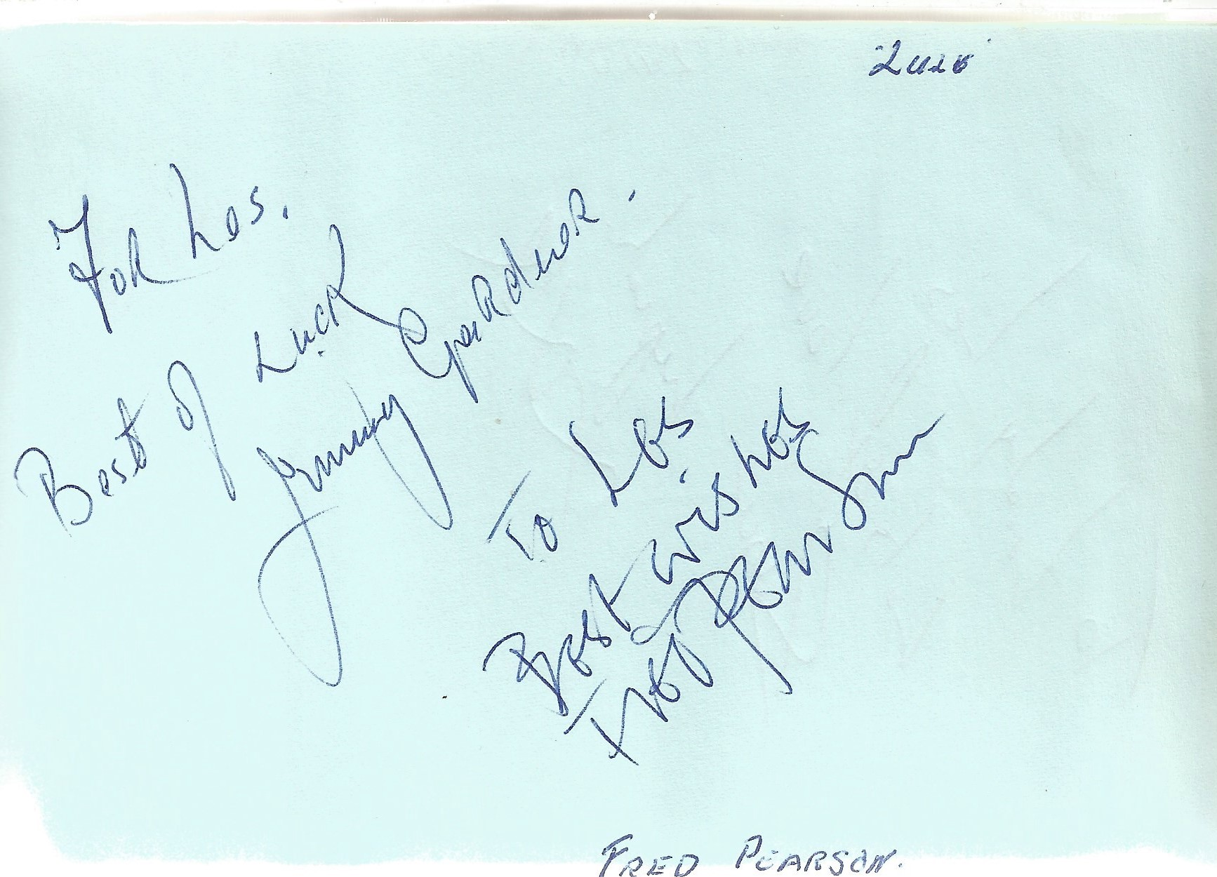 Red 6.5x4.5 Autograph book with 90 signatures including Tony Anholt, Peter Davison, Colin Baker, - Image 4 of 6