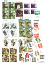 GB mint stamps approx. £65+ face value. Stamps from 81p to £3.60. All ready to use. Good