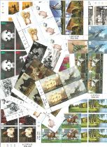 GB mint stamps approx. £96+ face value. All high value stamps from £1.25 to £1.40. All ready to use.