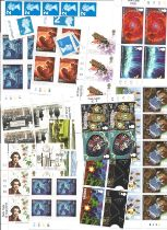 GB mint stamps approx. £30+ face value. Stamps from 2nd to Large Letter. All ready to use. Good