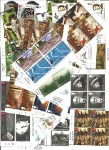 GB mint stamps approx. £300+ face value. All high value stamps from £ 1 to £1.60. All ready to