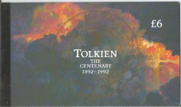 GB mint stamps Prestige Pack Tolkien the centenary 1892-1992, Complete. Good condition. We combine