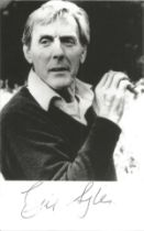 Eric Sykes signed 6x4 black and white photo. Good condition. All autographs come with a