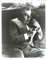 Herbert Lom signed 10x8 black and white photo. Good condition. All autographs come with a