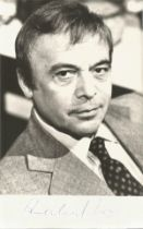 Herbert Lom signed 6x4 black and white photo. Good condition. All autographs come with a Certificate