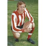 Joe Kirkup Signed Southampton 8x12 Photo. Good condition. All autographs come with a Certificate