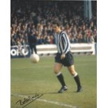 Bobby Moncur Signed Newcastle United 8x10 Photo. Good condition. All autographs come with a