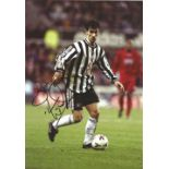 Keith Gillespie Signed Newcastle United 8x12 Photo. Good condition. All autographs come with a