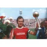 Football Franz Beckenbauer signed 12x8 colour photo. Good condition. All autographs come with a
