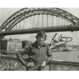 Brendan Foster Signed Athletics 8x10 Photo. Good condition. All autographs come with a Certificate
