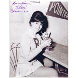 Batman actress Donna Loren signed 8x10 photo, she was also the legendary Dr pepper girl. Loren guest