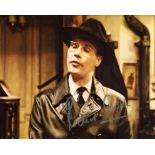 Allo Allo. 8x10 photo from the comedy series Allo Allo signed by actor Richard Gibson who played