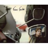 Quadrophenia 8x10 movie scene photo signed by actress Tammi Jacobs. Good condition. All autographs
