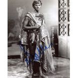 Caligula, 8x10 movie photo signed by actor Malcolm McDowell. Good condition. All autographs come