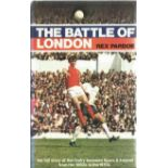 The Battle Of London By Rex Pardoe. The full story of the rivalry between Spurs and Arsenal from the