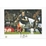 Football Lee Croft signed 16x12 Manchester City photo limited edition 2 75. Good condition. All