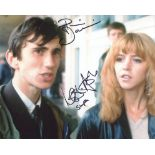 Quadrophenia. 8x10 photo from the classic British musical movie Quadrophenia signed by lead role