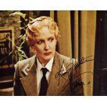 Allo Allo. 8x10 photo from the comedy series Allo Allo signed by actress Kim Hartman who played