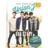 Union J Boy Band Fully Signed Hardback Book Union J Our Story. Good condition. All autographs come