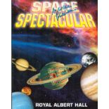 JOHN WILLIAMS Star Wars & E. T. Composer signed Space Spectacular Royal Albert Hall Programme.