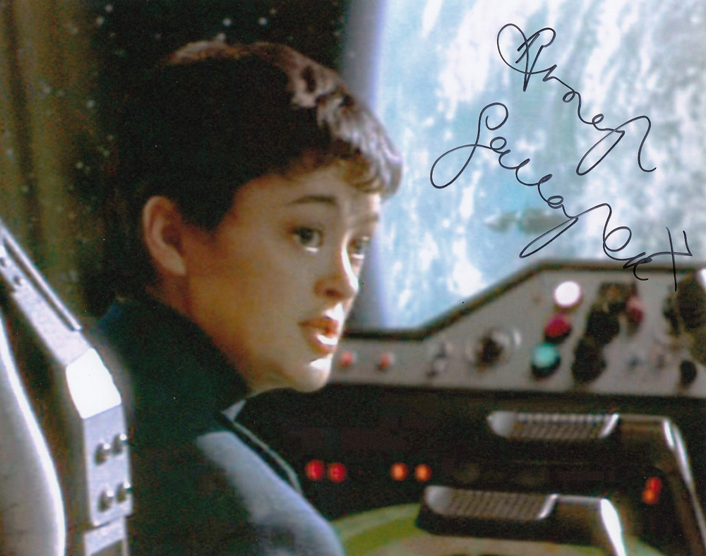 Blowout Sale! Lot of 10 Star Wars hand signed 10x8 photos. This beautiful lot of 10 hand signed - Image 9 of 11
