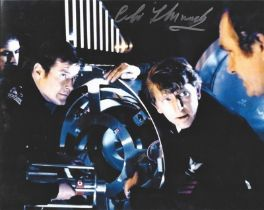 Christopher Muncke signed 10x8 colour photograph pictured during his time in James Bond.