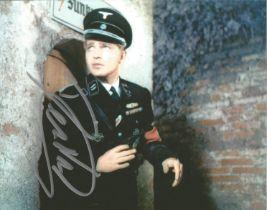 Derren Nesbit signed 10 x 8 inch colour photo from Where Eagles Dare.