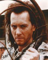 Richard E Grant signed 10 x 8 inch colour photo actor