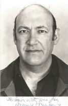 Carry on Actor Bernard Bresslaw signed 6 x 4 b/w photo, to Simon