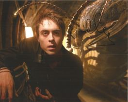 James Murray actor signed colour photo 10 x 8 inch. James Murray was born on January 22, 1975, in