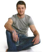Ben Mackenzie actor signed colour photo 10 x 8 inch. Benjamin McKenzie Schenkkan born September