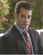 Adrian Pasdar actor signed 10 x 8 inch Colour Photo. Adrian Pasdar is an American film, television