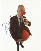 Al Murray Signed 10 x 8 inch Colour Photo. Alastair James Hay Murray is an English comedian,