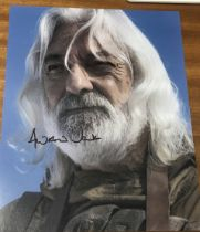 Andrew Jack actor signed 10 x 8 inch Colour Photo. Andrew Jack was born on January 28, 1944, in