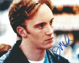 Jay Mohr actor signed colour photo 10 x 8 inch. Jon Ferguson Jay Mohr is an American actor, comedian
