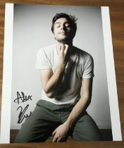 Alexander Koch actor signed 10 x 8 inch Colour Photo. Alexander Koch is an American actor. He played