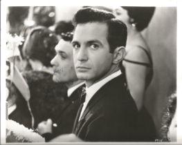 Ben Gazzara actor signed 10 x 8 inch Black And White Photo. Biagio Anthony Ben Gazzara was an