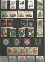 GB Mint Stamps Collectors Pack 1989 Good condition. All autographs come with a Certificate of