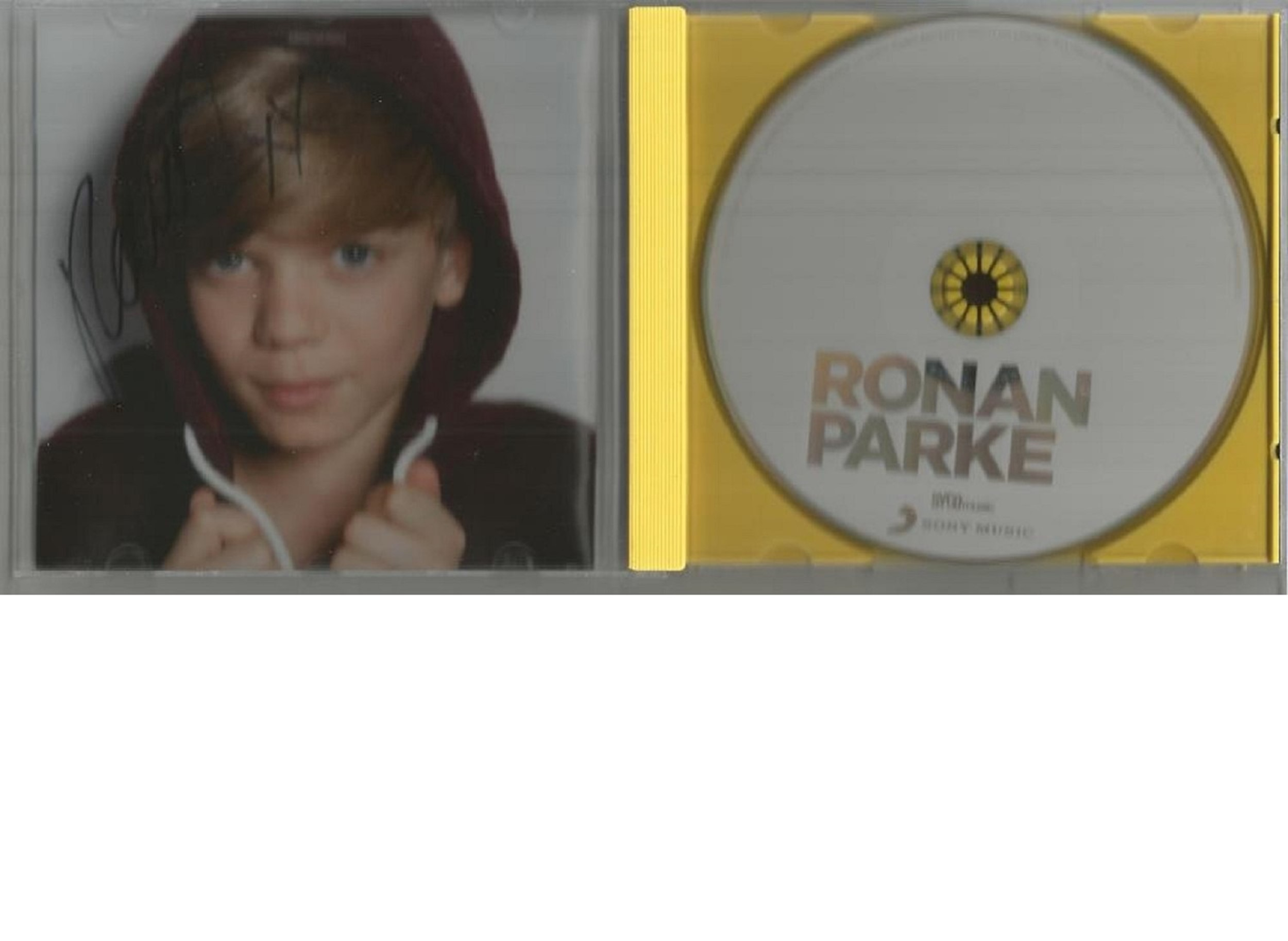 6 Signed CDs Including Belle Canto Whisper of Angels Disc Included, Pissboy Dream City Film Club - Image 2 of 3