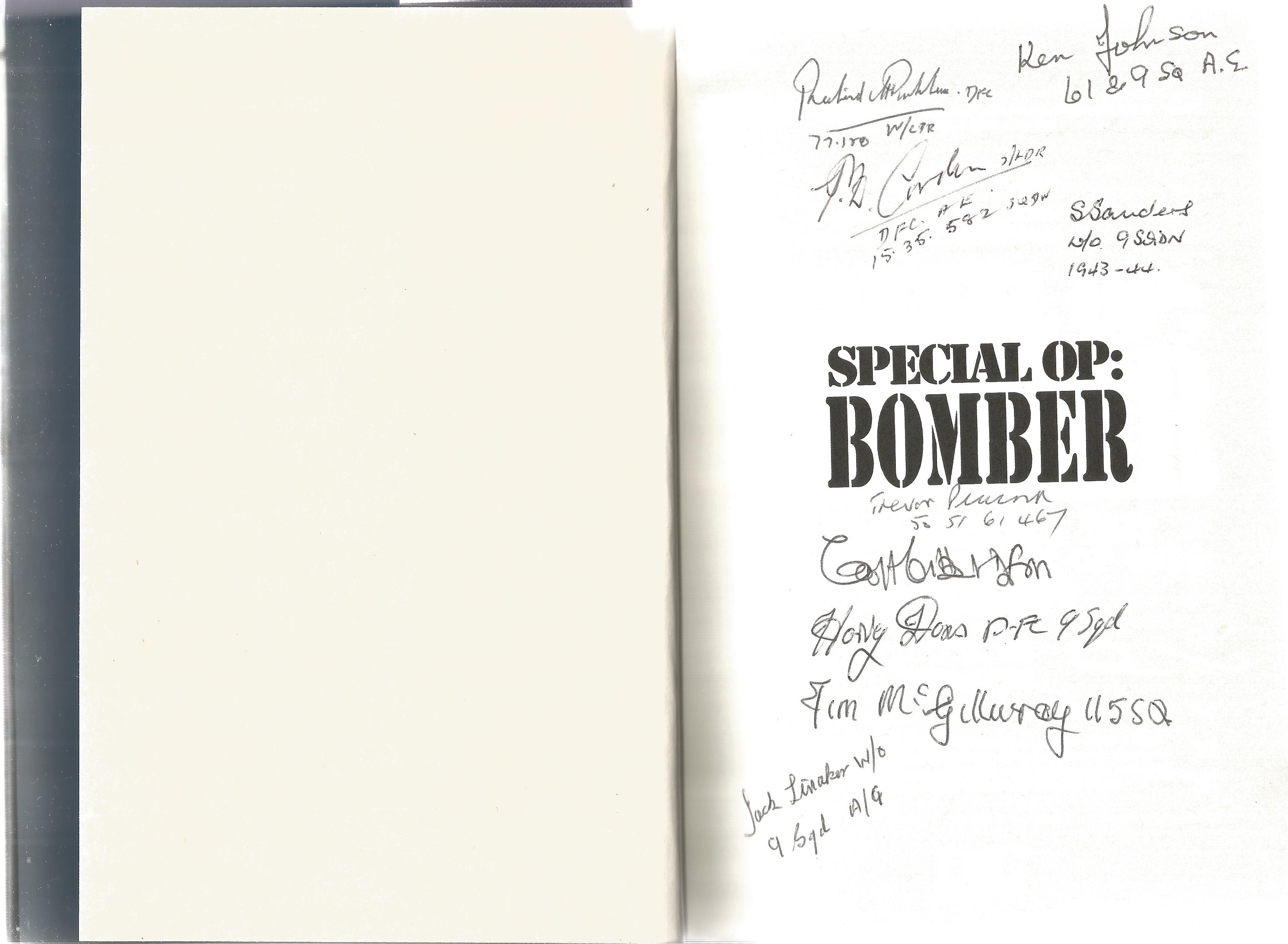 Steve Darlow. Special Op: Bomber. Daring Missions That Changed the Shape of WW2. A First Edition - Image 4 of 4