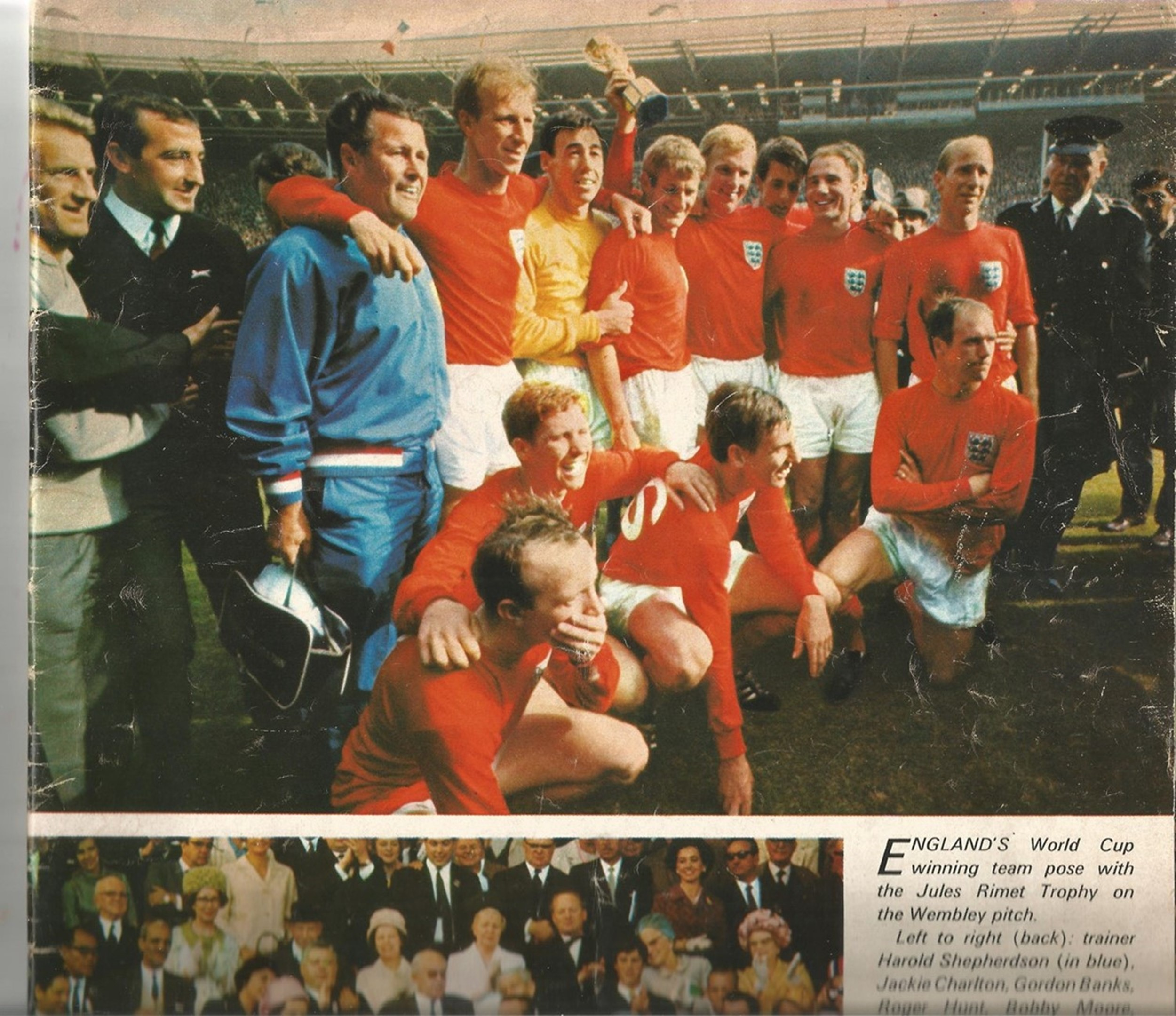 Football Collection Signed and Unsigned Magazine Cuttings and Signature Pieces, Including Andy - Image 6 of 8