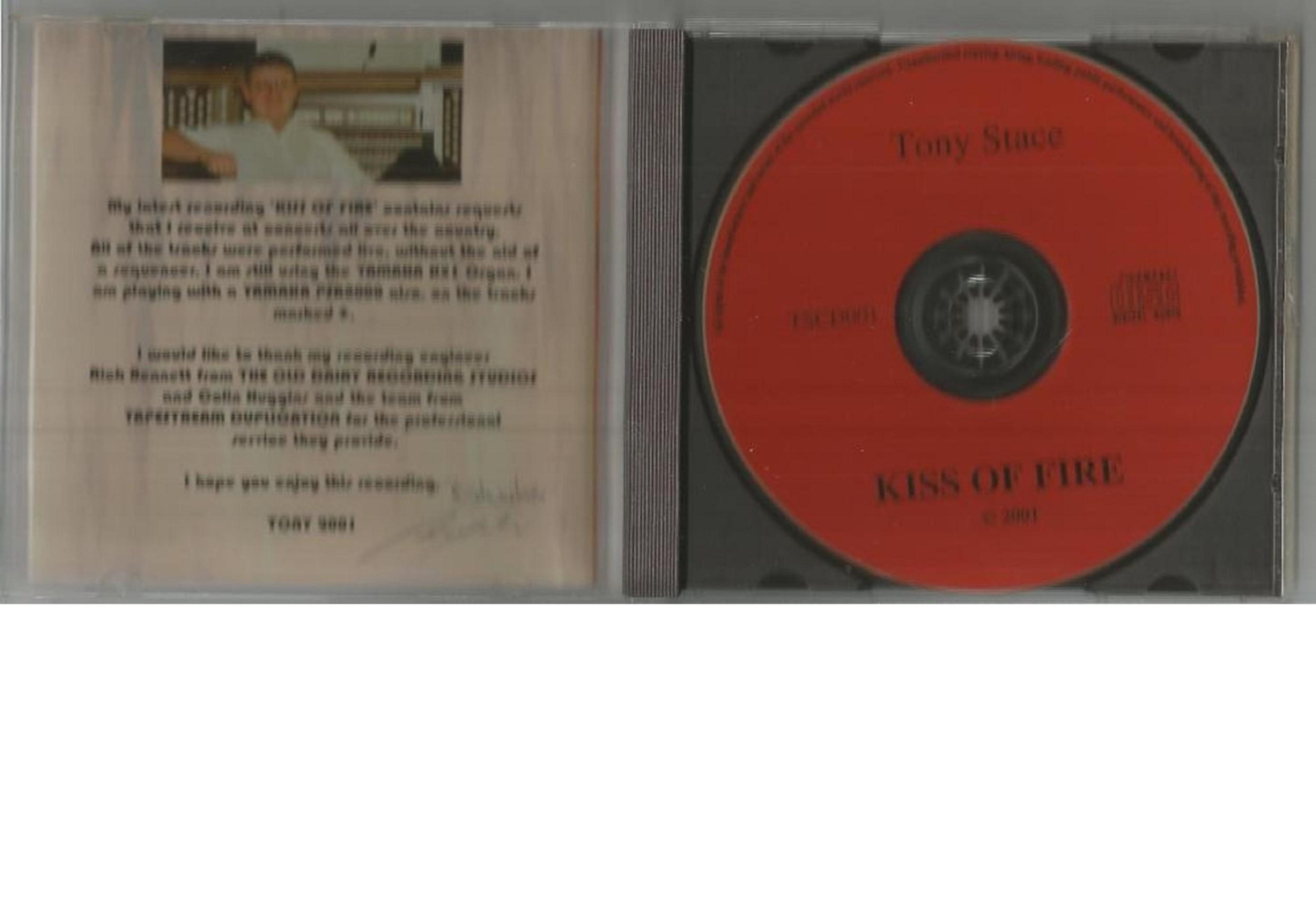 6 Signed CDs Including Joseph L Garlington Joy Disc Included, Compilation Golden Italian Hits Disc - Image 3 of 5