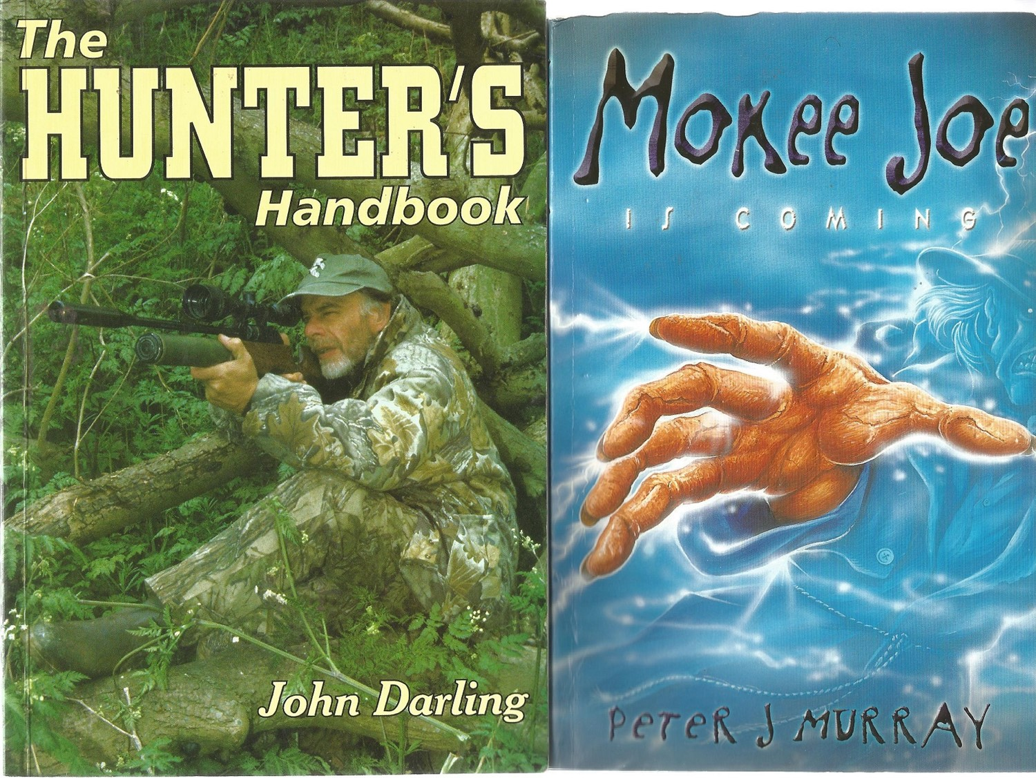 5 Signed Paperback Books, The Hunters Handbook, The Tenth Circle, Monkey Joe, The Sirens of - Image 2 of 6