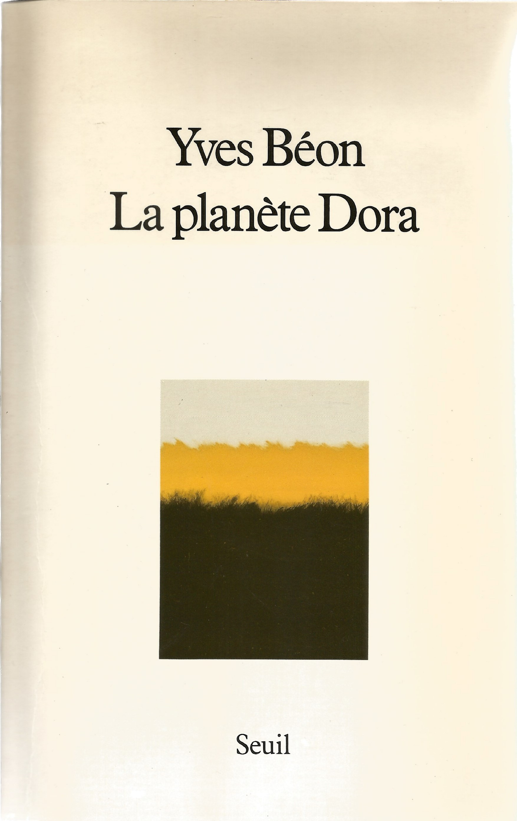 Yves Beon. La Planete Dora. A Paperback book in good condition. Signed by the Author. Dedicated to - Image 3 of 3