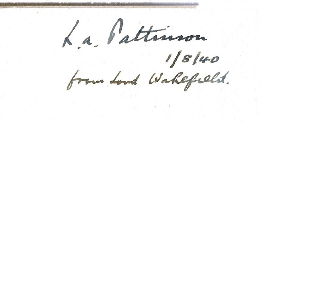 The Times. An Airman's Letter. A WW2 First Edition Hardback book, showing signs of age. Signed By