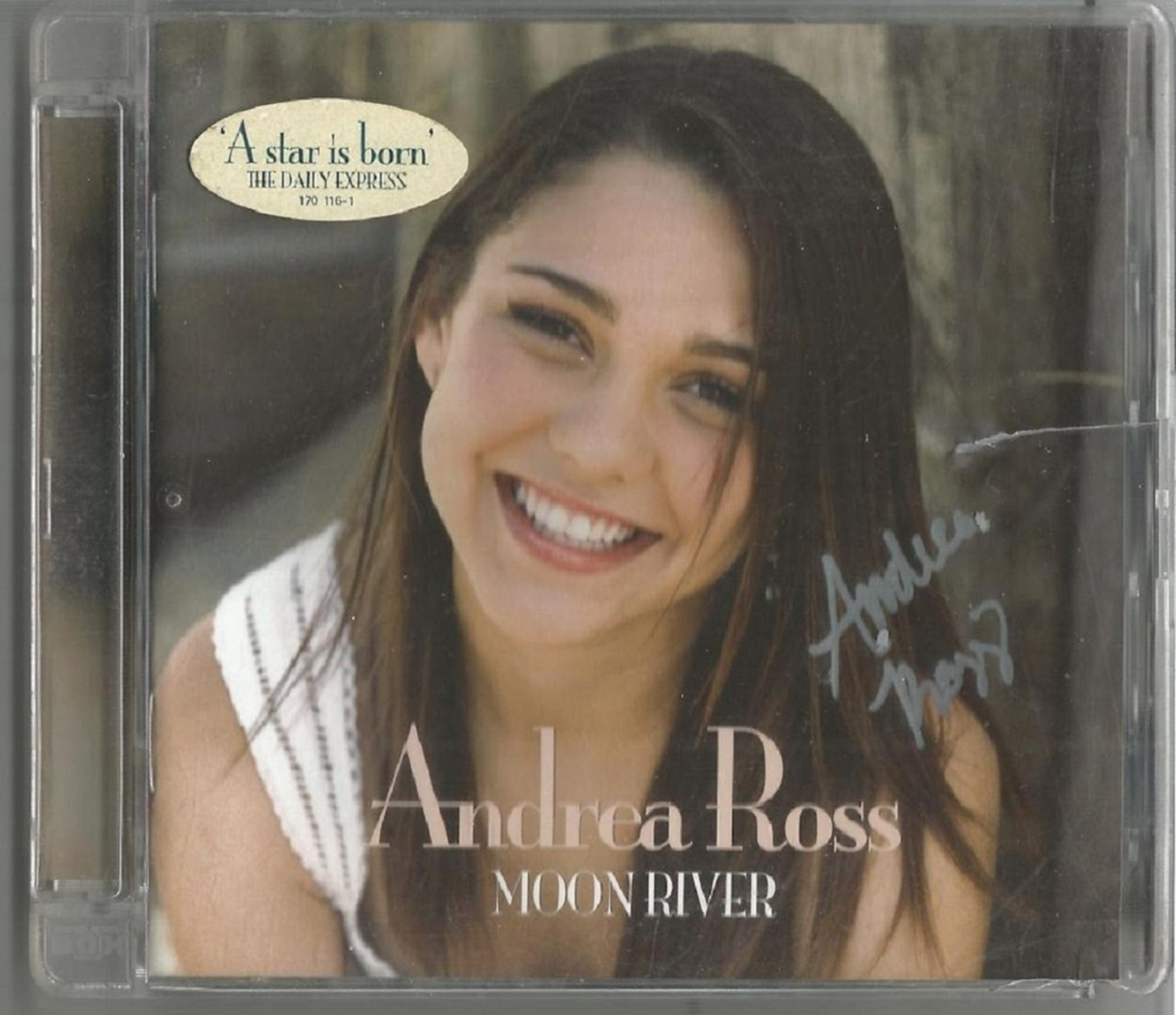6 Signed CDs Including Andrea Ross Moon River Disc Included, Foley and Hepburn Con Te Partiro Disc - Image 6 of 6