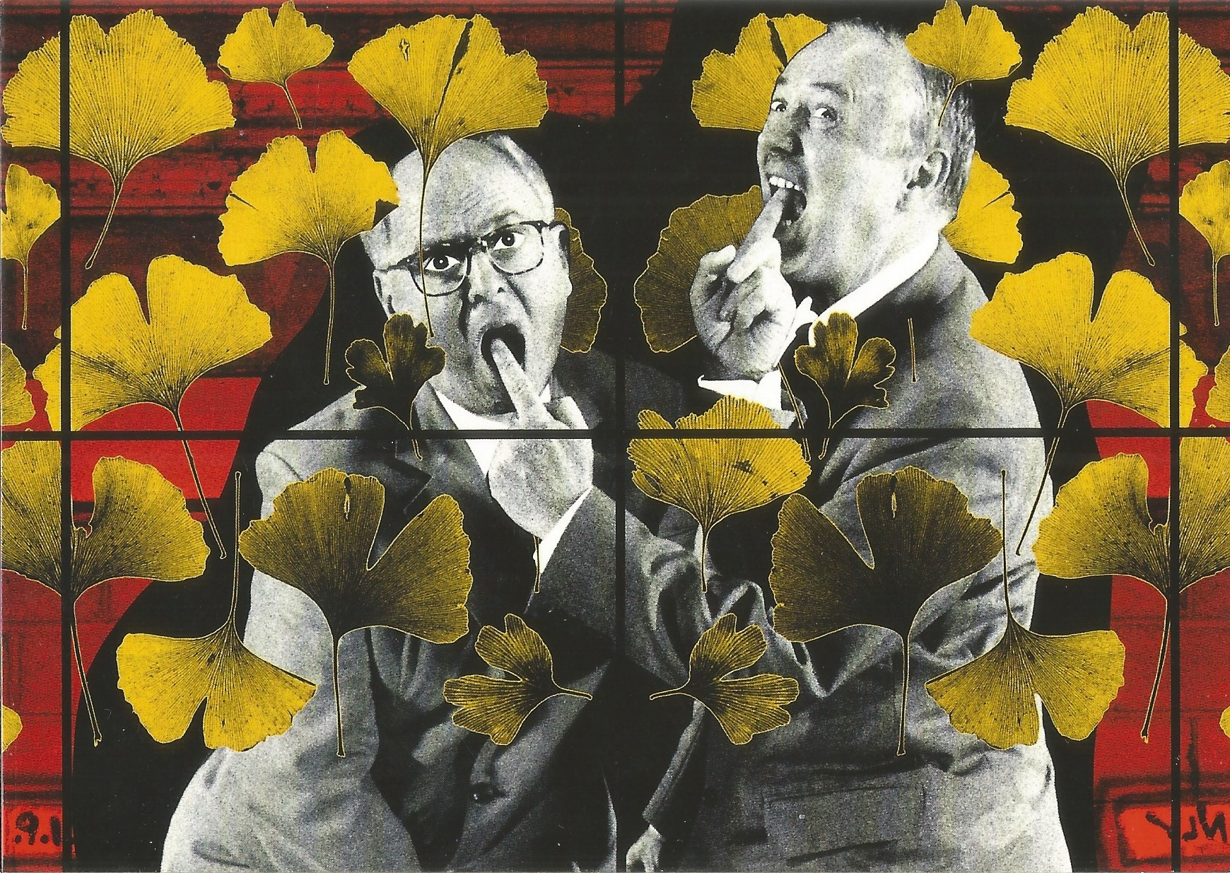 Gilbert and George signed postcard collection. 6 included. Good condition. All autographs come - Image 4 of 4
