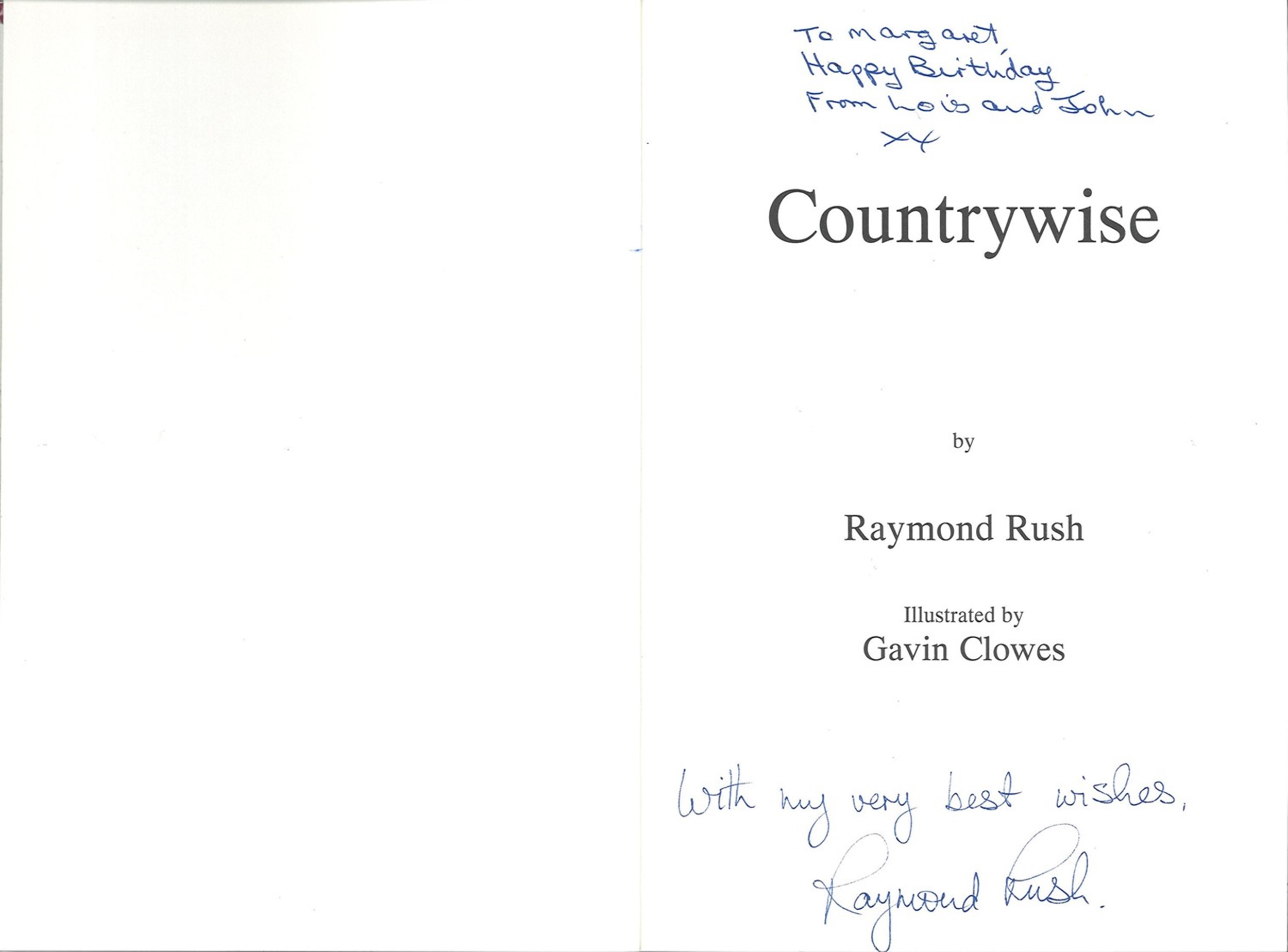 5 Agricultural Books, 4 Signed and 1 Unsigned Hard and Paperback Books, Includes Unsigned - Image 2 of 3
